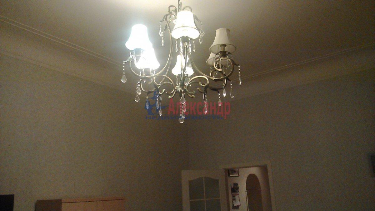 3-комнатная квартира (116м2) в аренду по адресу Тверская ул., 20— фото 5 из 8