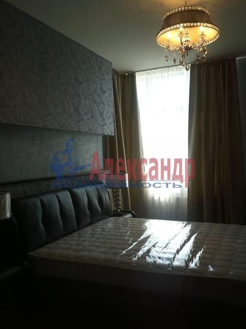 3-комнатная квартира (91м2) в аренду по адресу Искровский пр., 22— фото 5 из 8