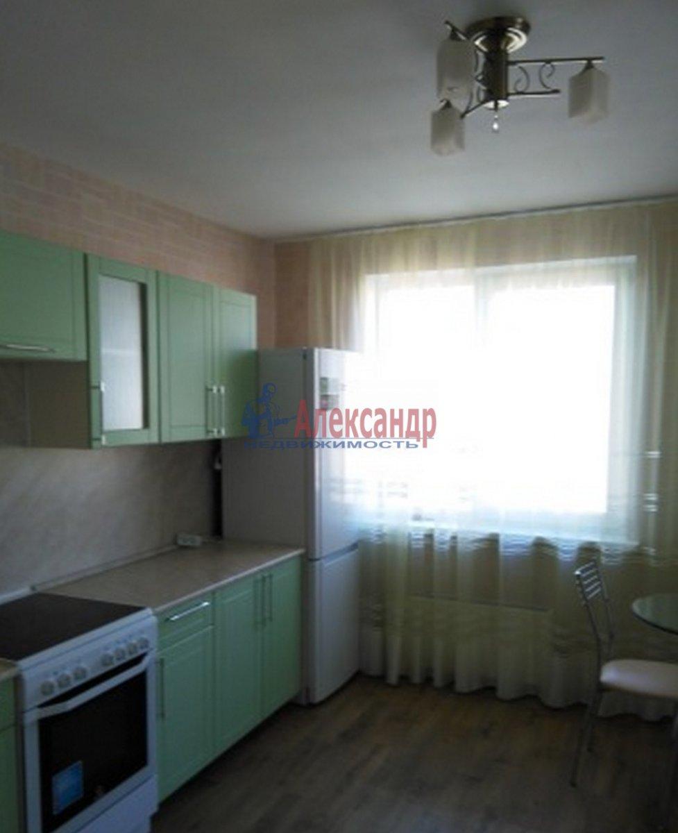 1-комнатная квартира (38м2) в аренду по адресу Маршала Захарова ул., 50— фото 2 из 2