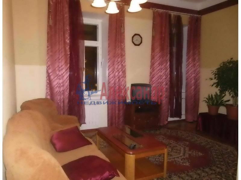 3-комнатная квартира (78м2) в аренду по адресу Невский пр., 160— фото 3 из 5