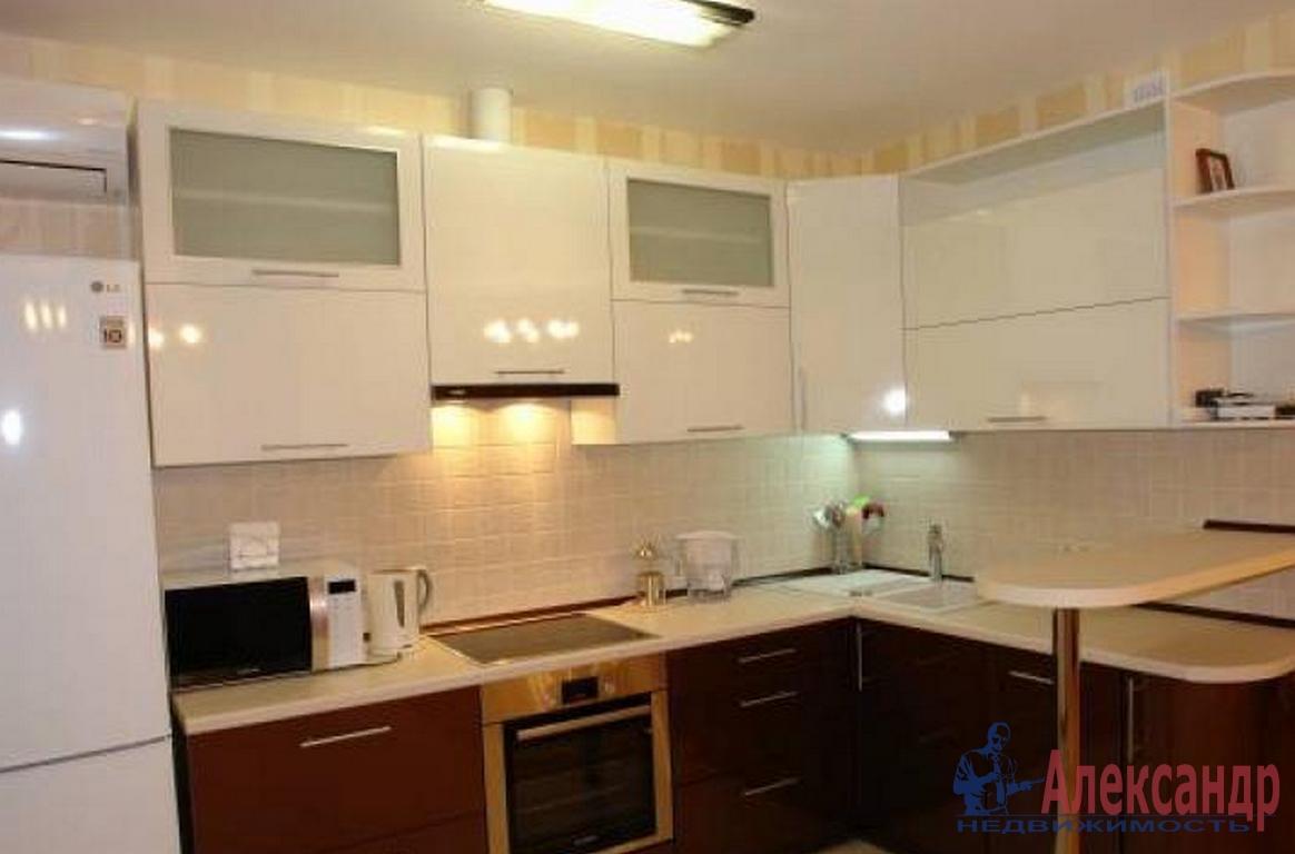2-комнатная квартира (63м2) в аренду по адресу Шуваловский пр., 37— фото 3 из 3