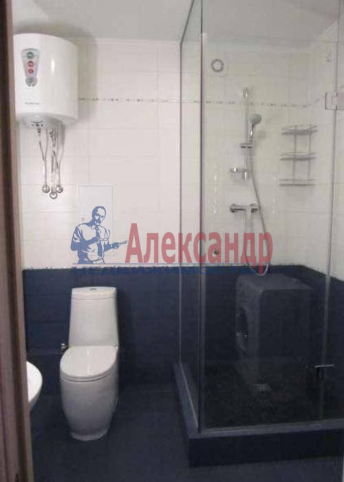 1-комнатная квартира (49м2) в аренду по адресу Просвещения пр., 14— фото 3 из 3