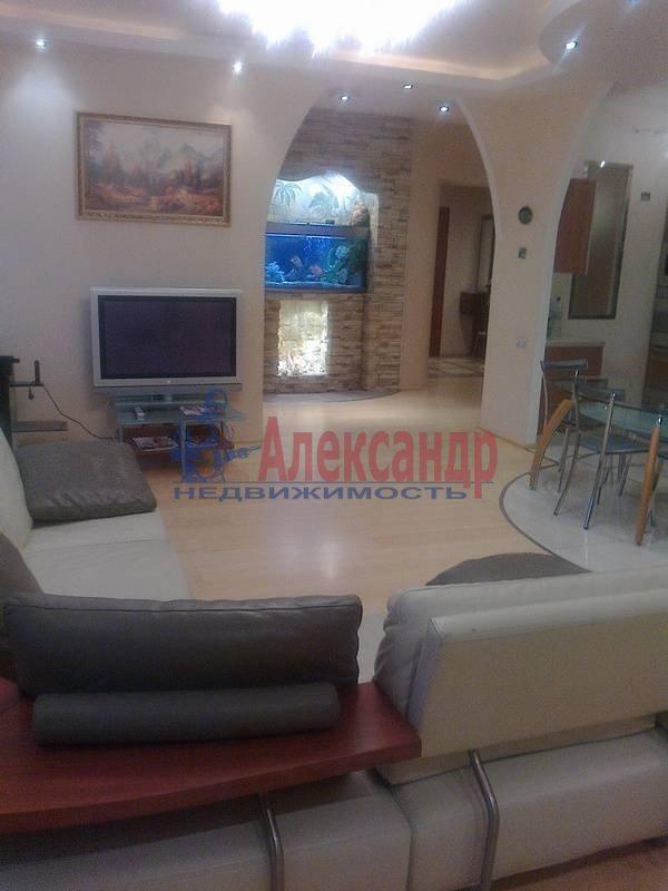 4-комнатная квартира (143м2) в аренду по адресу Верейская ул., 30— фото 11 из 12