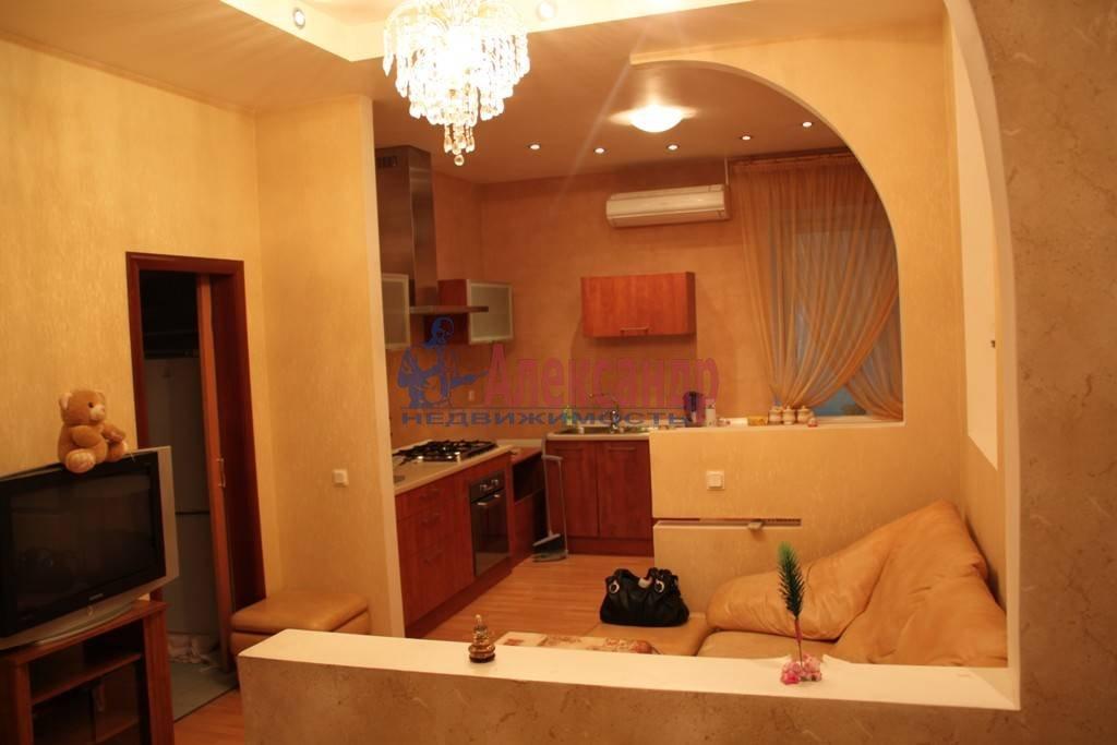 3-комнатная квартира (98м2) в аренду по адресу Курляндская ул., 32— фото 3 из 6