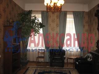 3-комнатная квартира (74м2) в аренду по адресу Дмитровский пер., 16— фото 1 из 5
