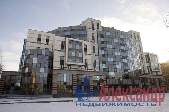 2-комнатная квартира (90м2) в аренду по адресу Большая Зеленина ул., 10— фото 2 из 12