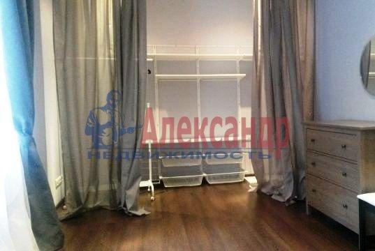 1-комнатная квартира (45м2) в аренду по адресу Долгоозерная ул., 5— фото 2 из 5