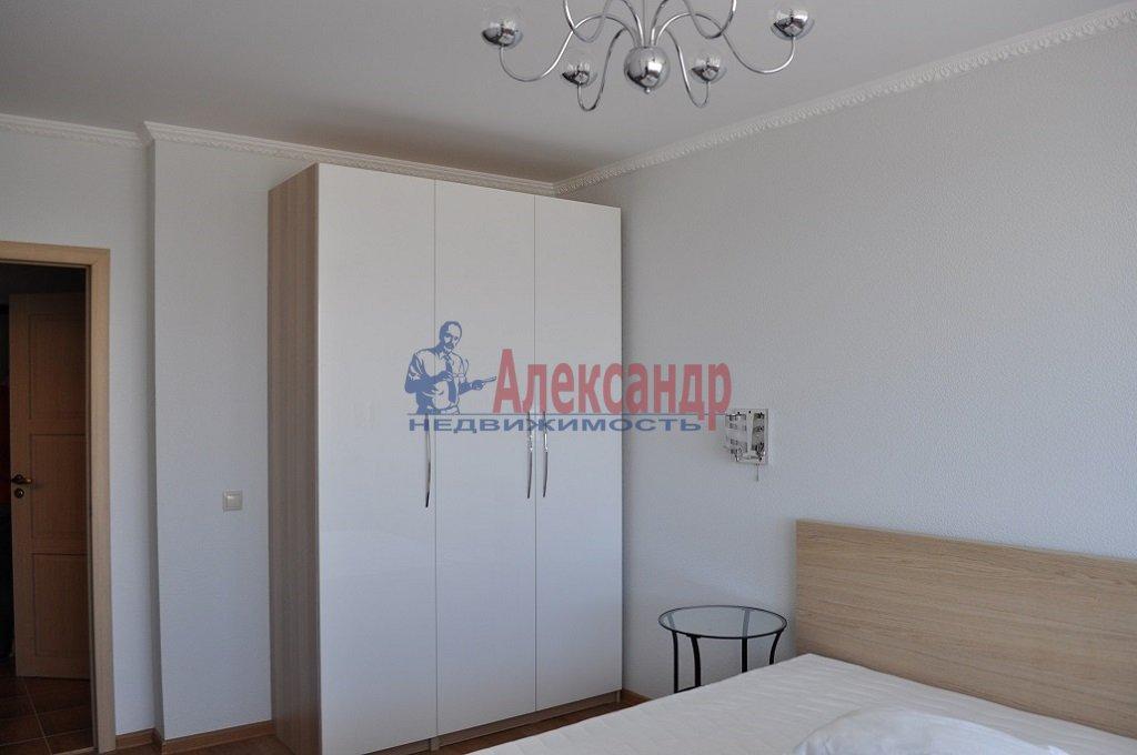 1-комнатная квартира (42м2) в аренду по адресу Ленинский пр., 134— фото 1 из 6