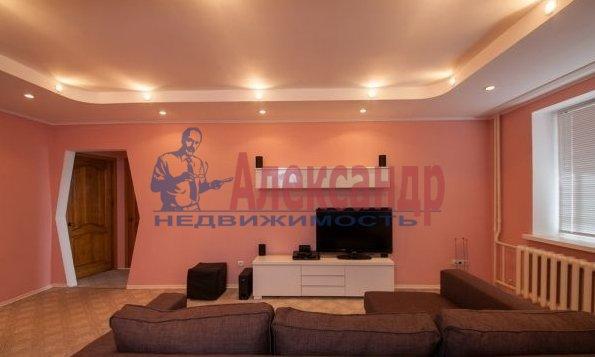 3-комнатная квартира (84м2) в аренду по адресу Бассейная ул., 10— фото 6 из 10
