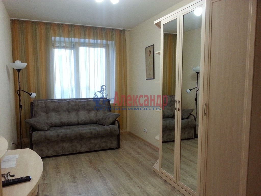 1-комнатная квартира (45м2) в аренду по адресу Фермское шос., 20— фото 11 из 13