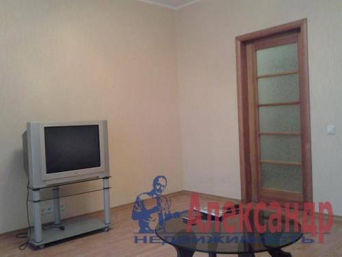 1-комнатная квартира (40м2) в аренду по адресу Гаккелевская ул., 31— фото 3 из 4