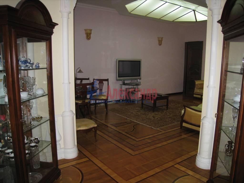 5-комнатная квартира (206м2) в аренду по адресу Канала Грибоедова наб., 19— фото 6 из 10