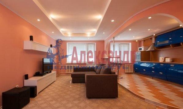 3-комнатная квартира (84м2) в аренду по адресу Бассейная ул., 10— фото 1 из 10