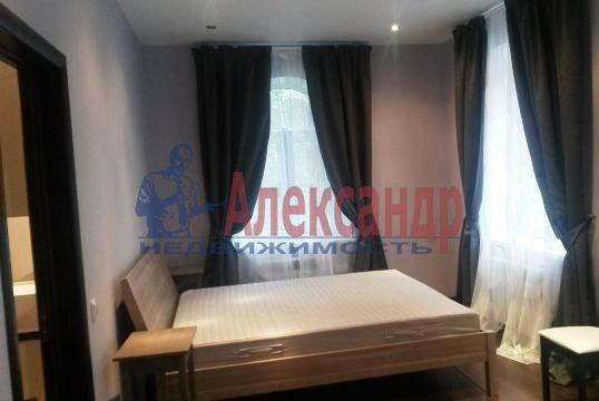 1-комнатная квартира (45м2) в аренду по адресу Долгоозерная ул., 5— фото 5 из 5