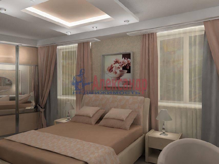 3-комнатная квартира (100м2) в аренду по адресу Науки пр., 63— фото 1 из 2