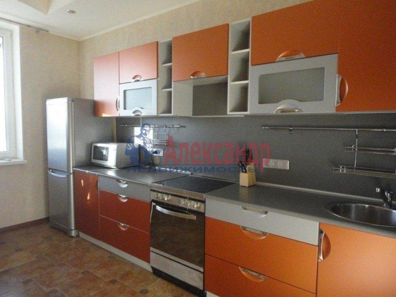 1-комнатная квартира (40м2) в аренду по адресу Авиаконструкторов пр., 2— фото 1 из 1