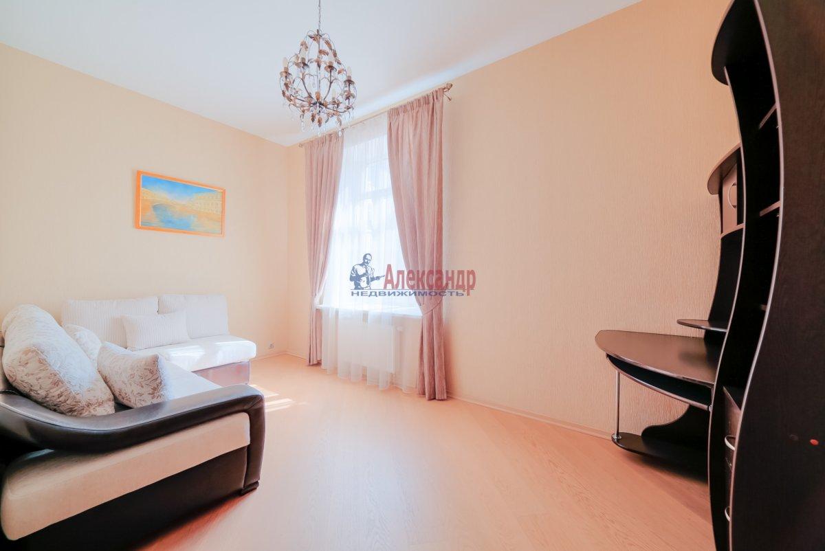3-комнатная квартира (108м2) в аренду по адресу Введенская ул., 21— фото 1 из 25