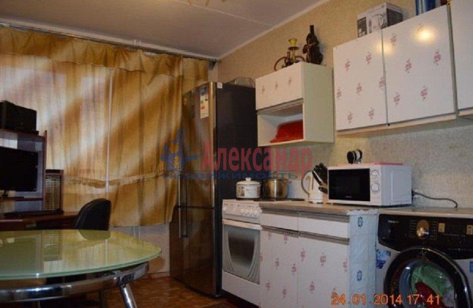 1-комнатная квартира (39м2) в аренду по адресу Большой пр., 55— фото 1 из 2