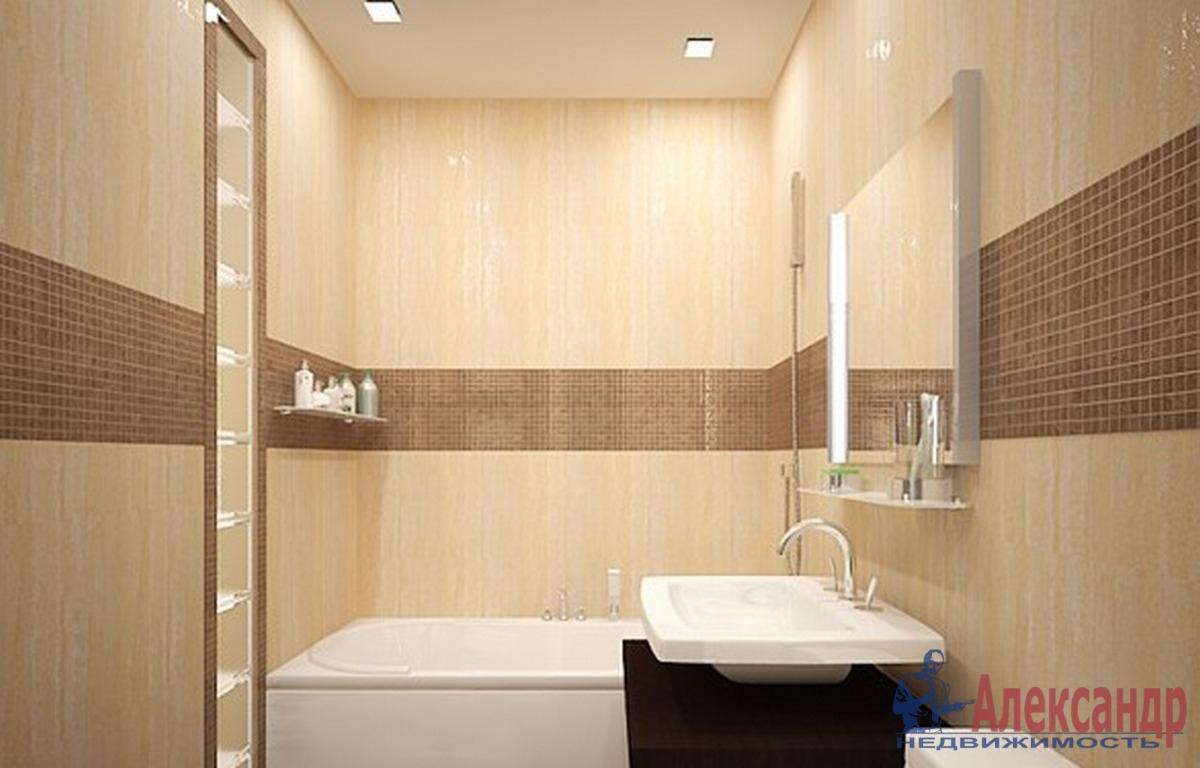 3-комнатная квартира (100м2) в аренду по адресу Коломяжский пр., 15— фото 3 из 3