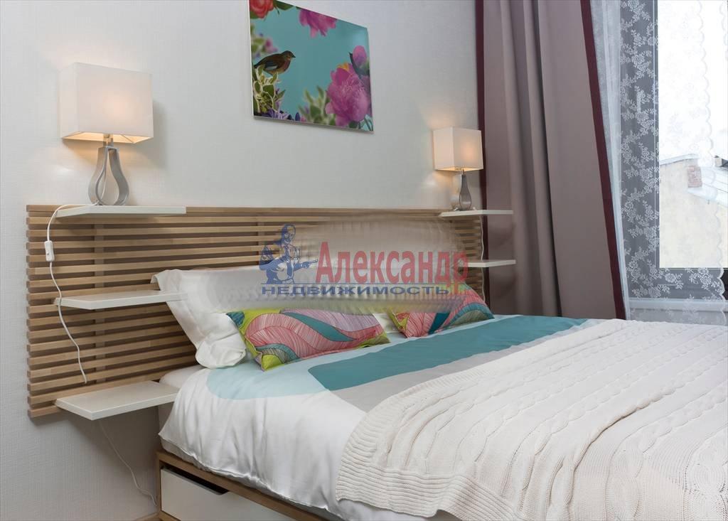 1-комнатная квартира (45м2) в аренду по адресу Чернышевского пр., 4— фото 8 из 10