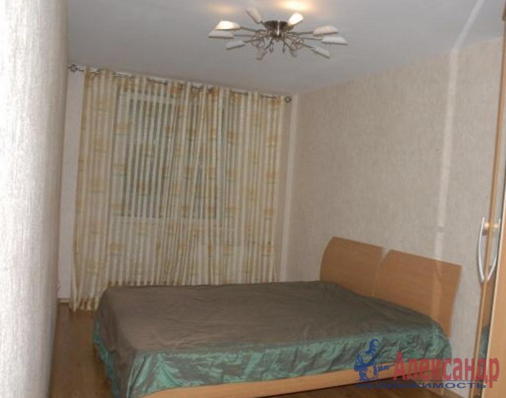 2-комнатная квартира (50м2) в аренду по адресу Богатырский пр., 7— фото 2 из 4
