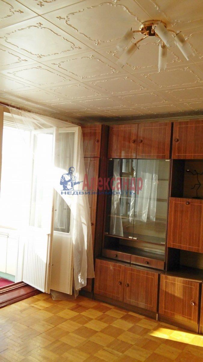 1-комнатная квартира (34м2) в аренду по адресу Крыленко ул., 43— фото 3 из 18
