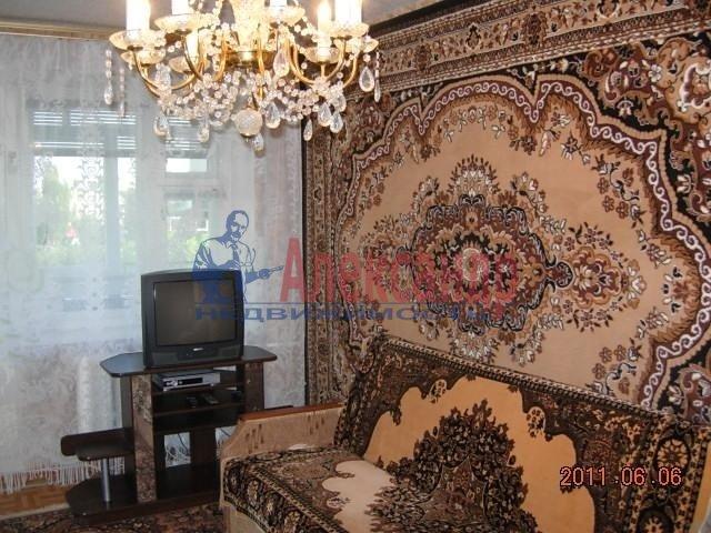 1-комнатная квартира (35м2) в аренду по адресу Турку ул., 9— фото 2 из 2