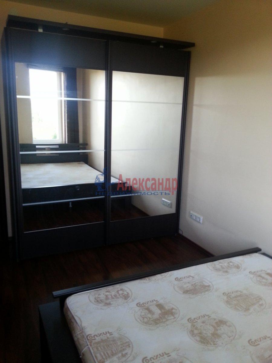 1-комнатная квартира (45м2) в аренду по адресу Варшавская ул., 19— фото 4 из 8