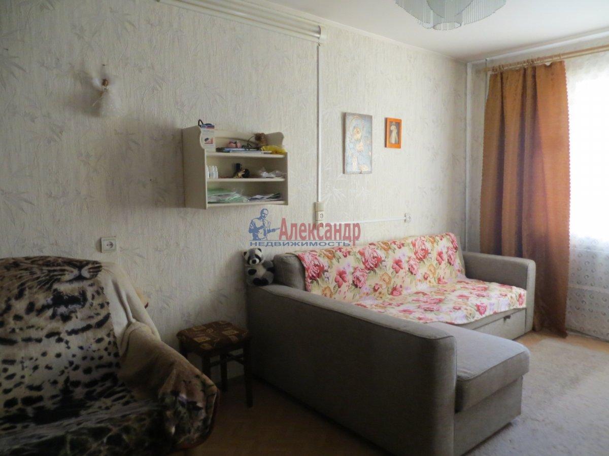 1-комнатная квартира (35м2) в аренду по адресу Большевиков пр., 57— фото 2 из 3