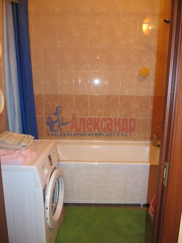 1-комнатная квартира (44м2) в аренду по адресу Варшавская ул., 51— фото 4 из 7