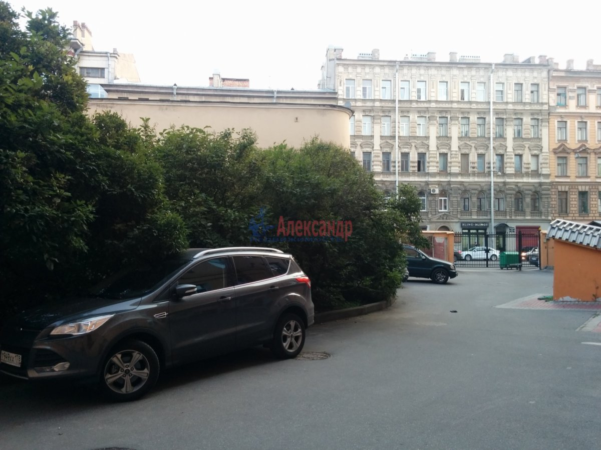 1-комнатная квартира (52м2) в аренду по адресу Херсонская ул., 2— фото 8 из 8