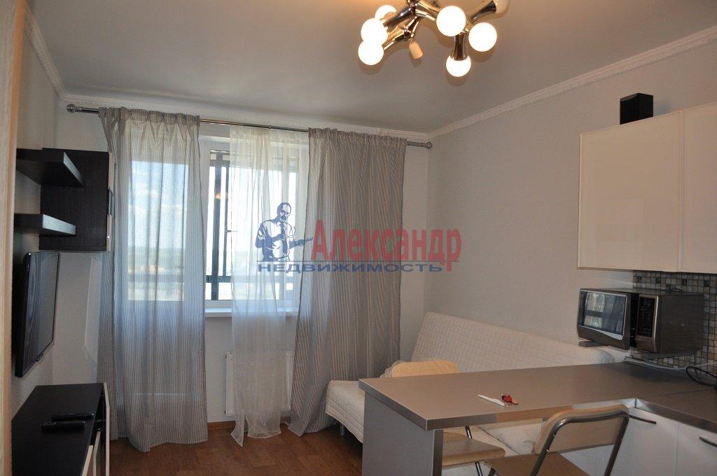 1-комнатная квартира (42м2) в аренду по адресу Ленинский пр., 134— фото 3 из 6