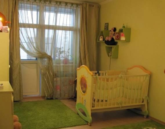 3-комнатная квартира (100м2) в аренду по адресу Рашетова ул., 14— фото 3 из 6