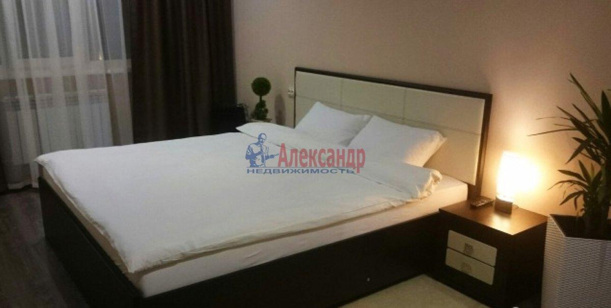 2-комнатная квартира (50м2) в аренду по адресу Богатырский пр., 50— фото 1 из 9