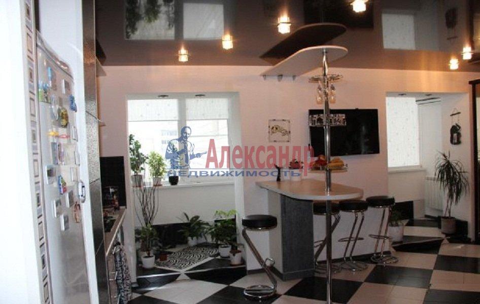1-комнатная квартира (33м2) в аренду по адресу Гончарная ул., 17— фото 1 из 6