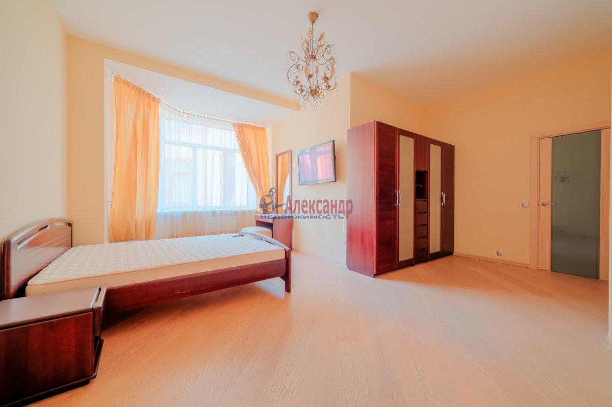 3-комнатная квартира (108м2) в аренду по адресу Введенская ул., 21— фото 3 из 25