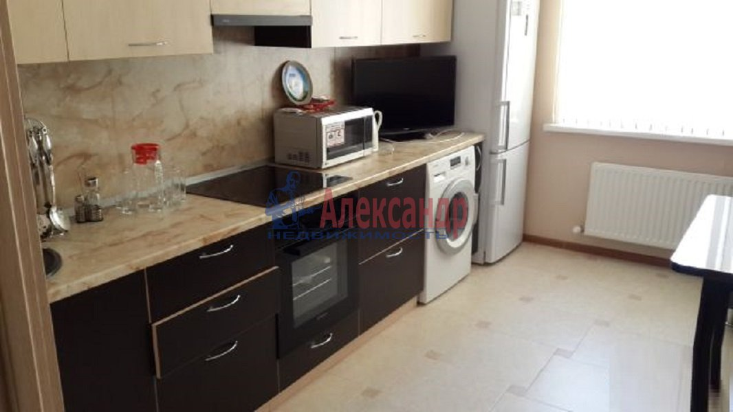 2-комнатная квартира (67м2) в аренду по адресу Туристская ул., 22— фото 5 из 7