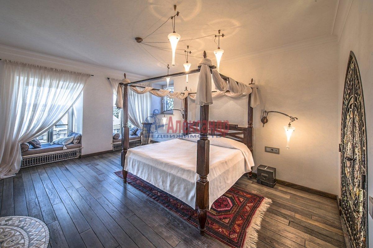 3-комнатная квартира (185м2) в аренду по адресу Якубовича ул., 2— фото 6 из 13