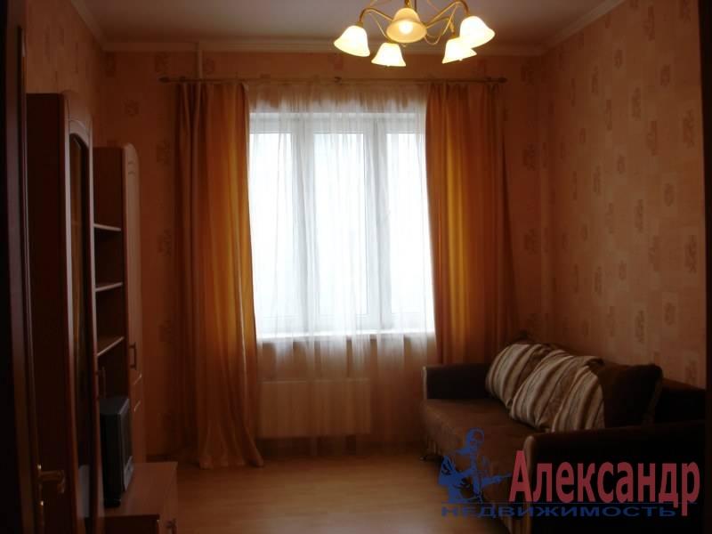 1-комнатная квартира (38м2) в аренду по адресу Науки пр., 12— фото 5 из 7