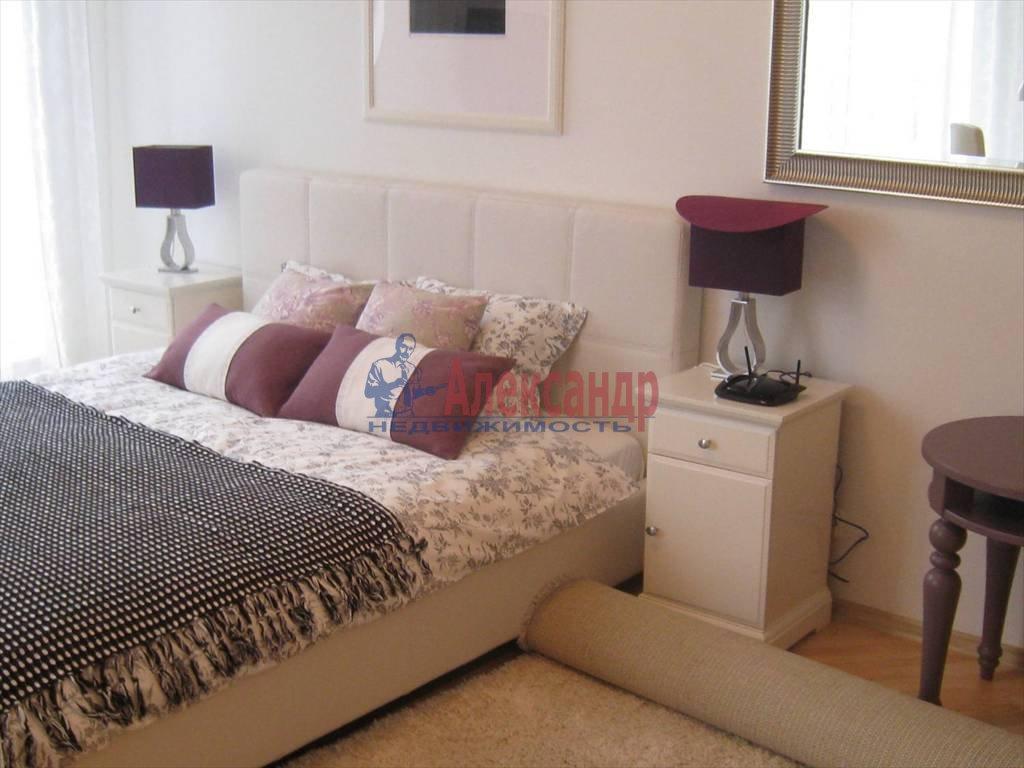 1-комнатная квартира (49м2) в аренду по адресу Чернышевского пр.— фото 1 из 3