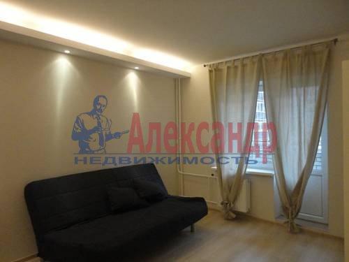 1-комнатная квартира (40м2) в аренду по адресу Варшавская ул., 23— фото 7 из 8