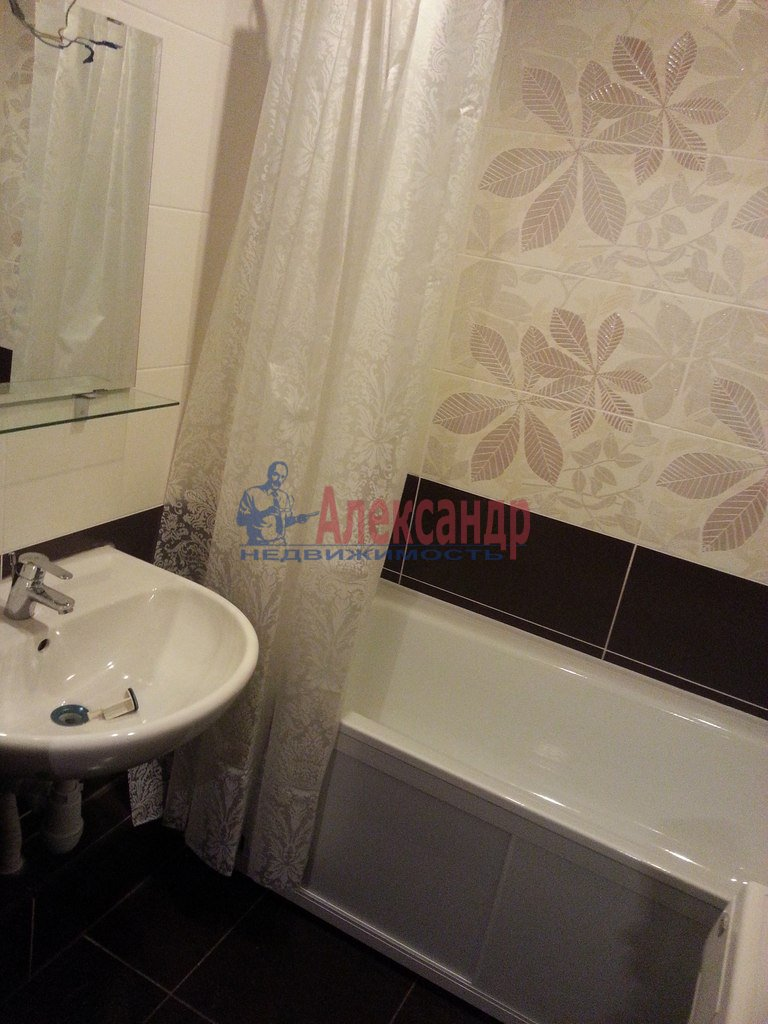 2-комнатная квартира (70м2) в аренду по адресу Народного Ополчения пр., 10— фото 4 из 17