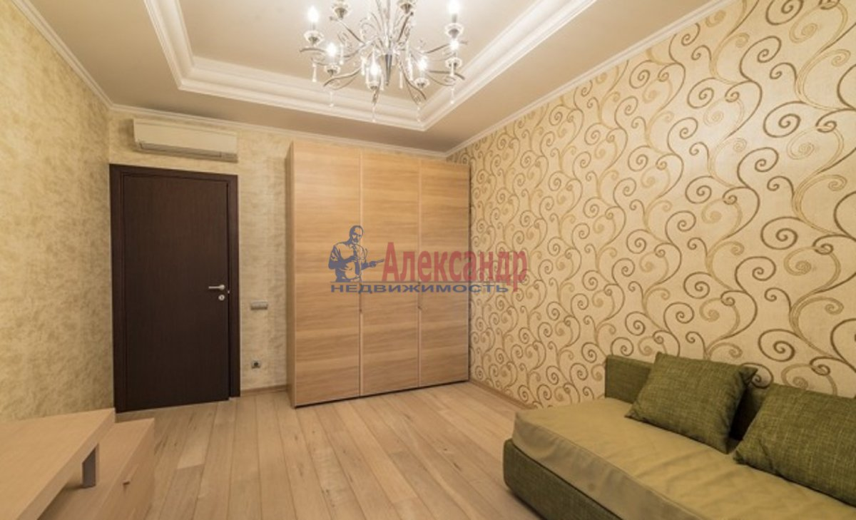 1-комнатная квартира (49м2) в аренду по адресу Полтавский пр-зд., 2— фото 1 из 3