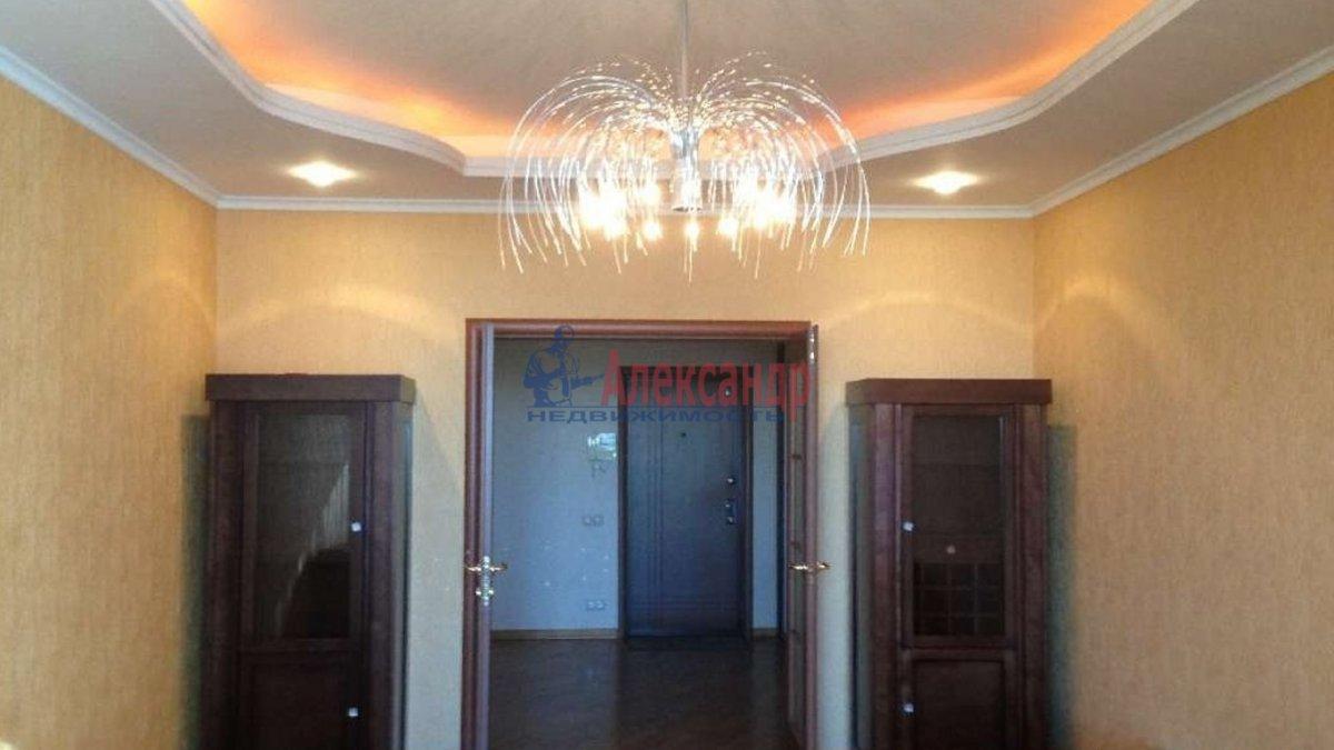 3-комнатная квартира (90м2) в аренду по адресу Малая Каштановая алл., 9— фото 1 из 3