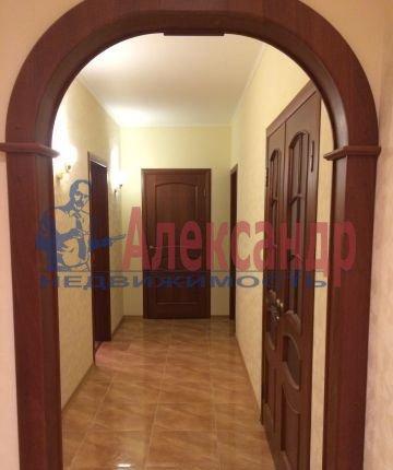 3-комнатная квартира (100м2) в аренду по адресу Ленинский пр., 114— фото 3 из 6
