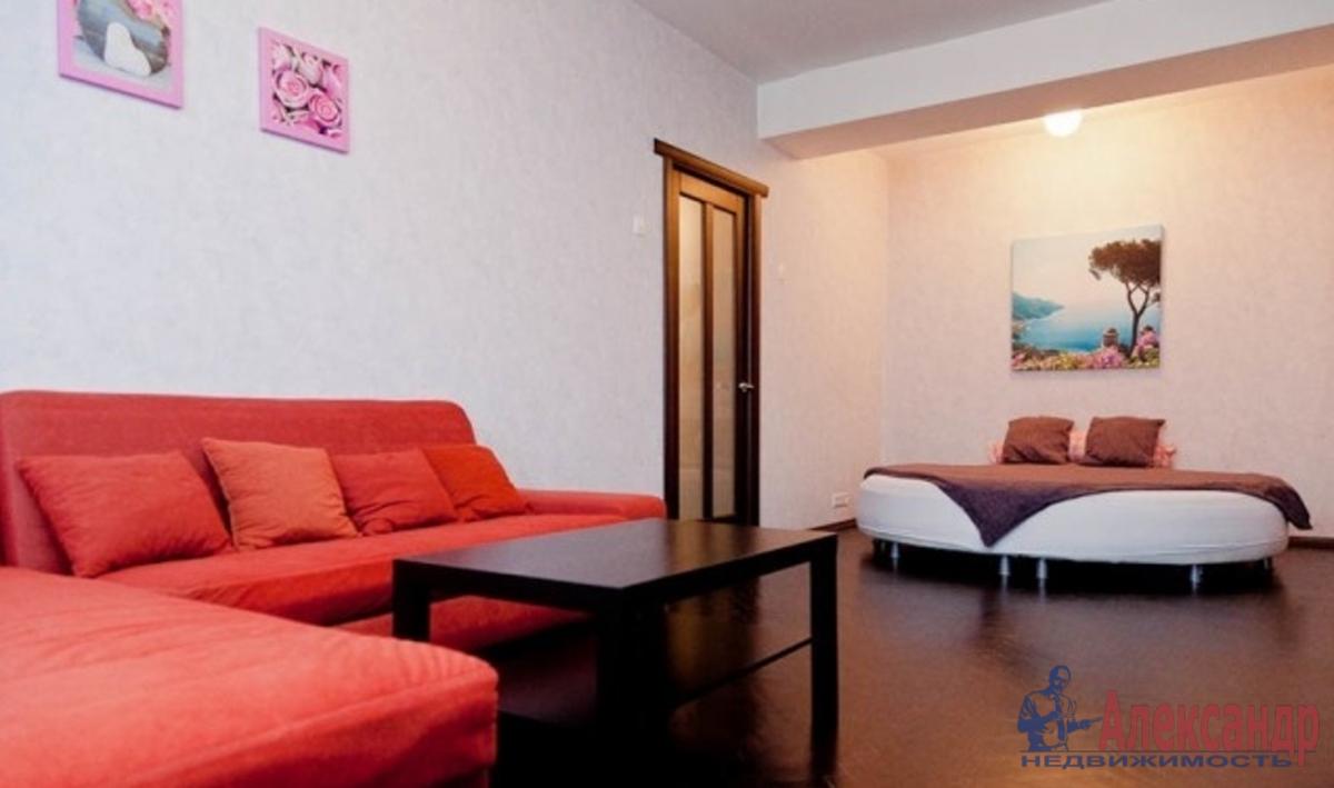 1-комнатная квартира (48м2) в аренду по адресу Веденеева ул., 2— фото 1 из 2