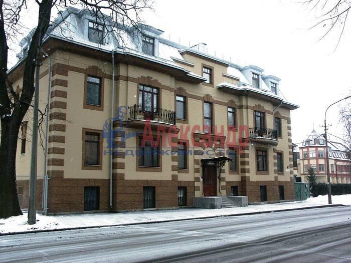 5-комнатная квартира (220м2) в аренду по адресу Крестовский пр., 4— фото 3 из 7