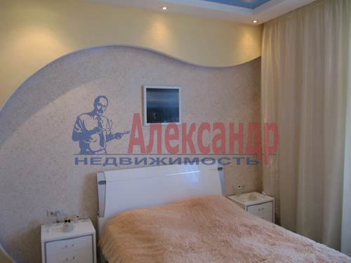 1-комнатная квартира (51м2) в аренду по адресу Большая Посадская ул., 12— фото 9 из 9