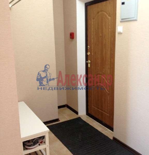1-комнатная квартира (37м2) в аренду по адресу Комендантский пр., 21— фото 5 из 6