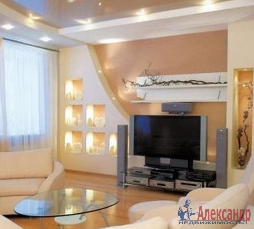 2-комнатная квартира (55м2) в аренду по адресу Новгородская ул., 23— фото 1 из 4